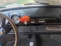 Bud Vase - VW 1500 Type 3