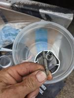VW010 transmission parts broken