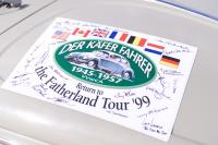 assorted photos from the 1999 Return to the Fatherland Tour