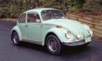 1972 Beetle, early 1990's