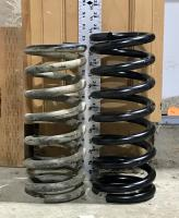 Vanagon Syncro Front end rebuild shock springs lifted lift
