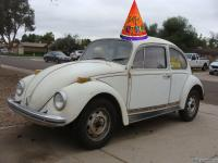 1970 VW 50th birthday