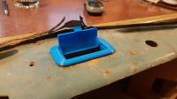 Ashtray 3D print test fit