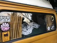 Stickers on your bus