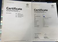 Barndoor birth certificate