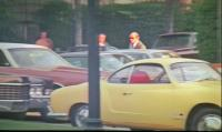 """1966 Ghia Coupe in """"Charlie's Angels"""" (1978)"""