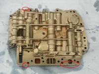 FNB valve body separator plate vw010 automatic transmission
