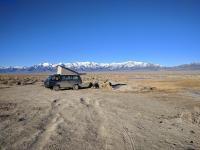 Nevada road Trip