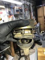 Vanagon Syncro rear inner Rockford CV boot failure