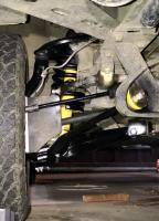 Vanagon Syncro suspension front end rebuild