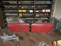 Parts hunting Porsche 912 doors