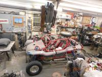 Franken Manx Build for NORRA