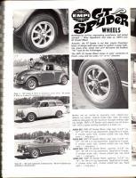 EMPI GT Spyder Wheels