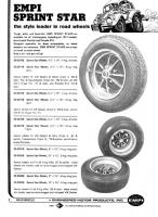 EMPI Sprint Star Wheels Ad