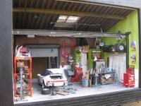 Porsche / VW Diorama