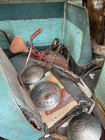 1964 Turkis 11 window barn find