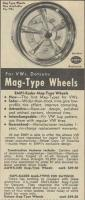 EMPI-RADER Mag-Type Wheel AD