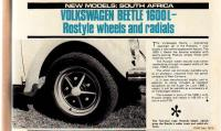 VW Rostyle Wheels AD