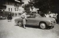 Ghia photo from 1957
