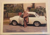 N-model Notchback, photo from around July, 1964