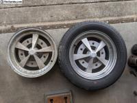 Original SEARS RADER Wheels