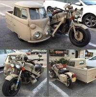 VW motorcycle