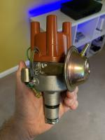 Restored German Bosch Distributor
