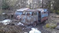 One prick bus