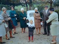 Vintage VW Bug photo