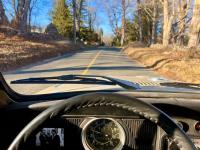 Mild & clear late January pleasure drive to Guilford, CT