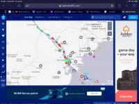 Lieutenant Van - LT 4x4 build GPS tracking AIS
