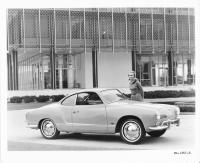 1965 Ghia Press Photo