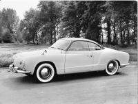 1955 Ghia Press Photo