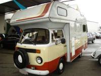 Examples of VW motorhomes