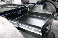 Battle Jitney - seat locker