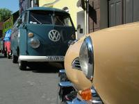 Ghia & bus at the show...........