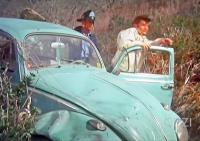 "1963 Beetle in ""Emergency!"" (1972)"