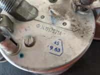 Type 34 Ghia parts