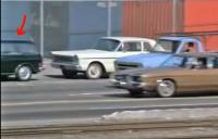 "Various VWs in ""The Streets of San Francisco"" (1972)"