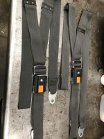 1970 Ghia seatbelts