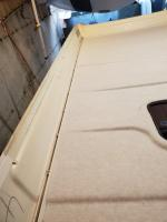 Pop top Flocking replacement with Hull Liner