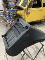 Corbeau Baja SS seat mounts