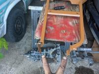 Syncro shifter parts diesel vs gas
