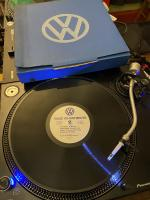 Dealership instructional vinyl record and film