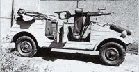 Kubel with a 20mm MG FF Cannon