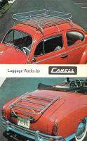 Canell Luggage Rack