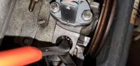 Dist drive shaft orientation