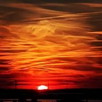 Sunset On Chincoteague Island, VA