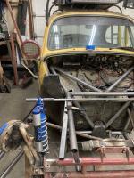 Baja bug chassis