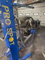 Pro spot spot welder